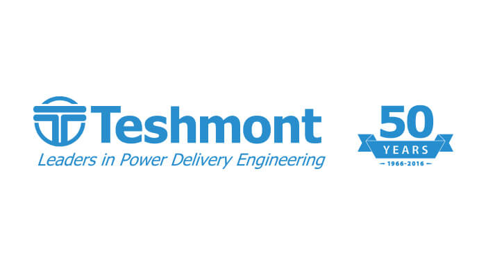 Teshmont logo designed by 6P Marketing