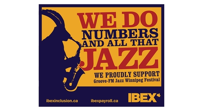Print ad designed by 6P Marketing for Ibex Payroll