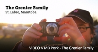 Public trust video created by 6P Marketing for Manitoba Pork