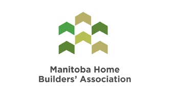 Manitoba Home Builders' Assocation logo designed by 6P Marketing