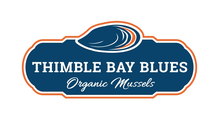 Thimble Bay Blues logo designed by 6P Marketing