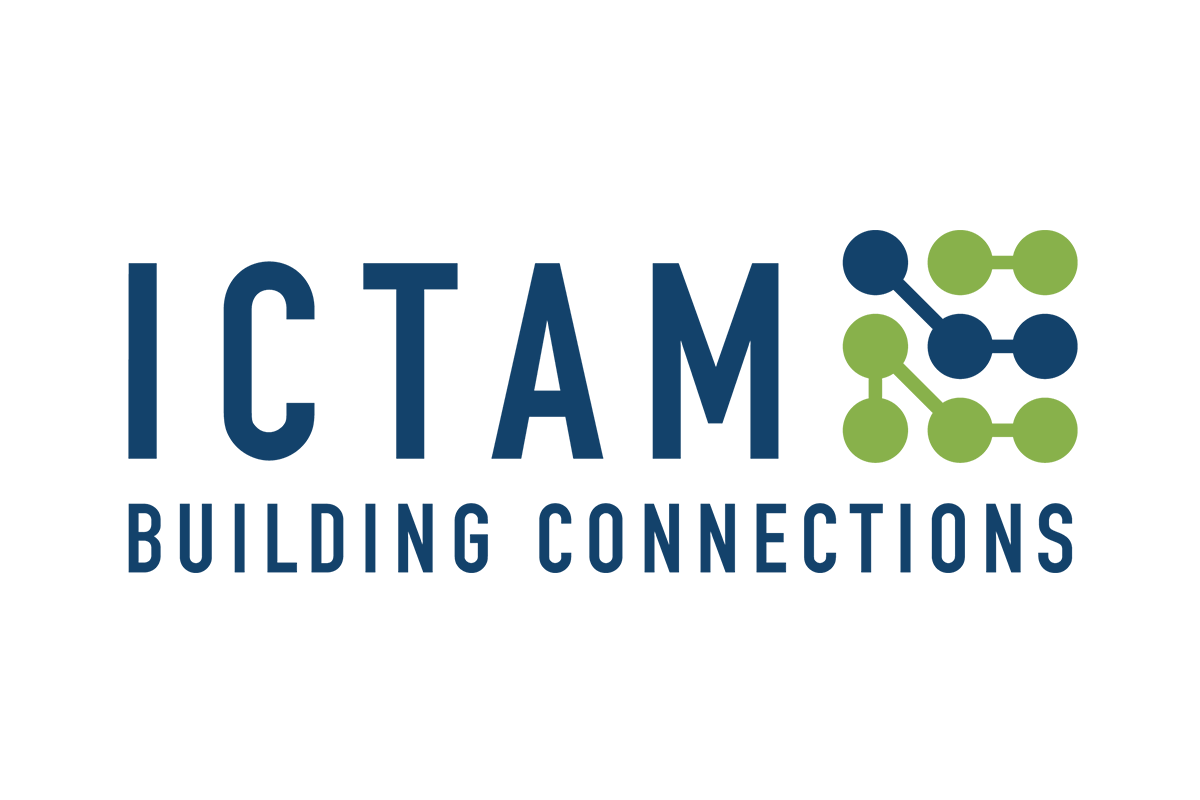 Ictam logo designed by 6P Marketing