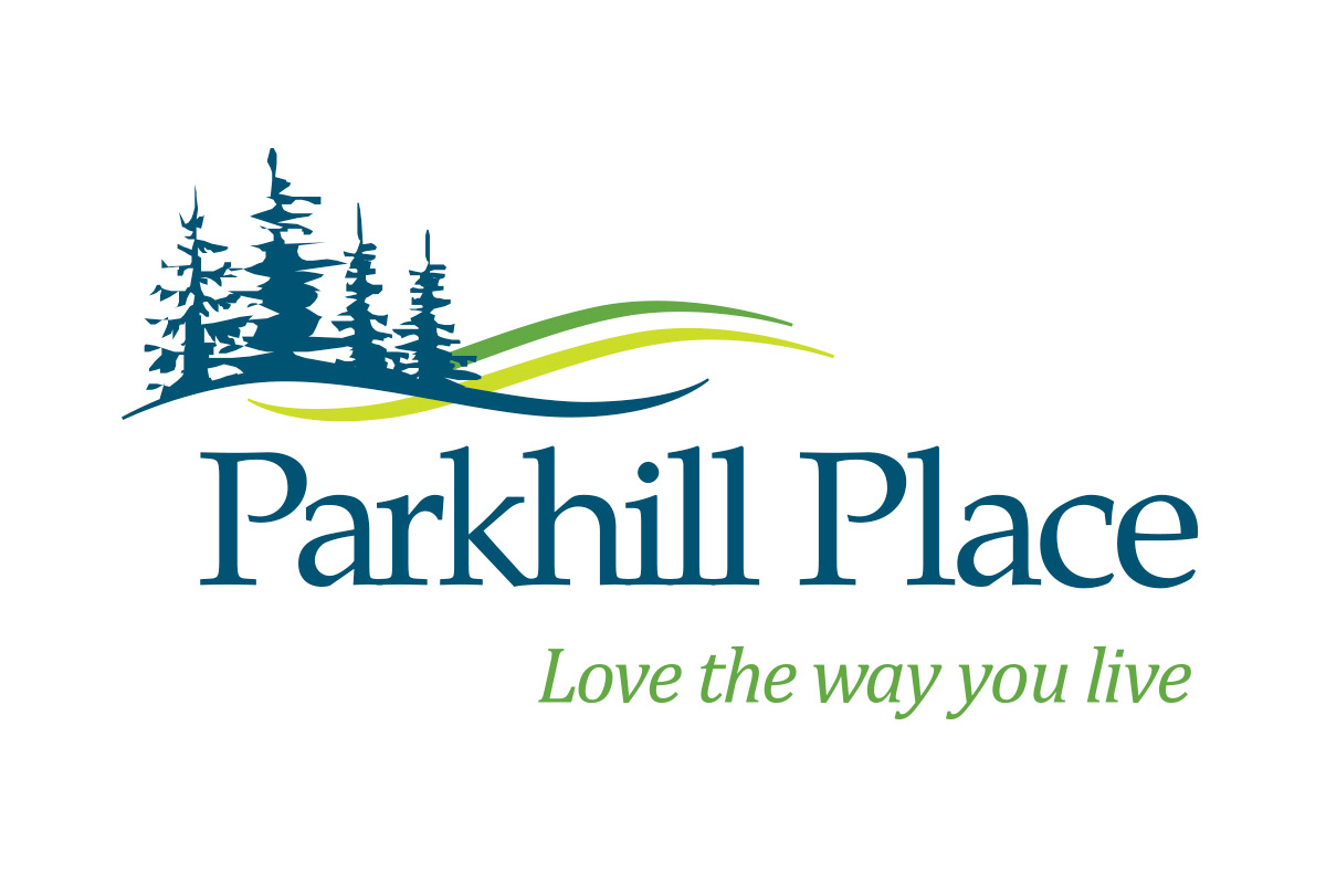 Parkhill Place logo designed by 6P Marketing