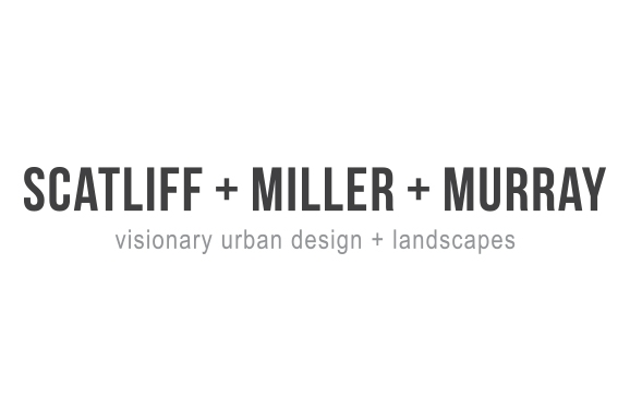 Scatliff + Miller + Murray logo designed by 6P Marketing