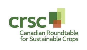 Canadian Roundtable for Sustainable Crops (CRSC) logo designed by 6P Marketing