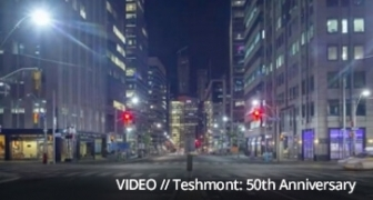 Anniversary video created by 6P Marketing for Teshmont