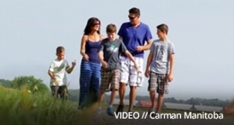 Tourism video created by 6P Marketing for Carman, Manitoba