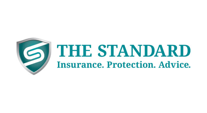 The Standard Insurance logo designed by 6P Marketing