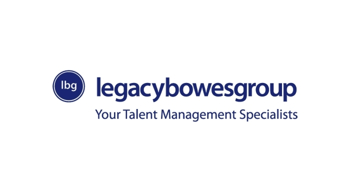 Legacy Bowes Group logo designed by 6P Marketing