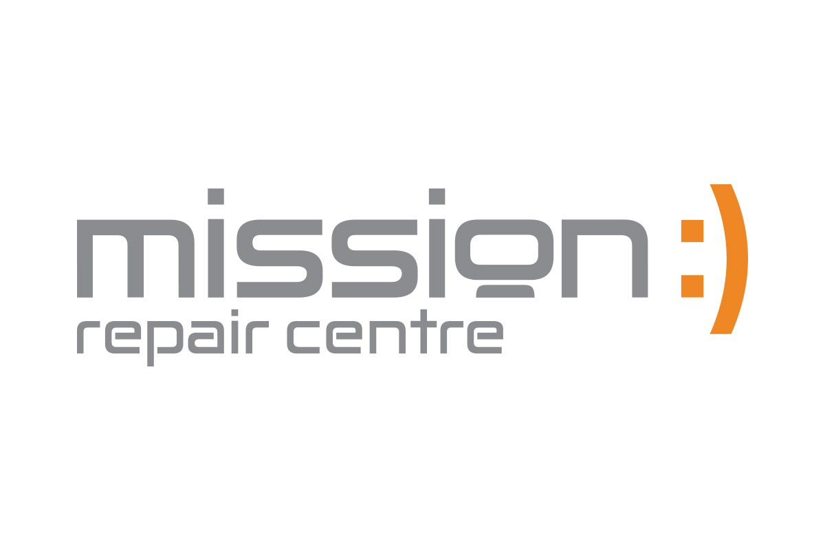 Mission Repair Centre logo designed by 6P Marketing