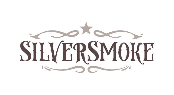Silversmoke logo designed by 6P Marketing