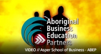 Promotional video created by 6P Marketing for Asper School of Busines