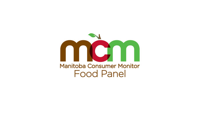 Manitoba Consumer Monitor (MCM) logo designed by 6P Marketing