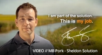 Environmental video created by 6P Marketing for Manitoba Pork