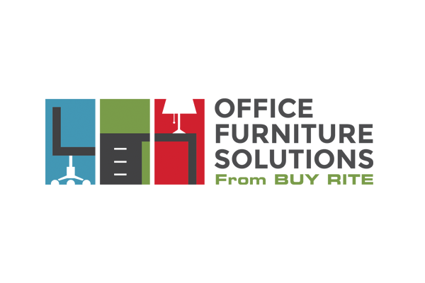 Office Furniture Solutions logo designed by 6P Marketing