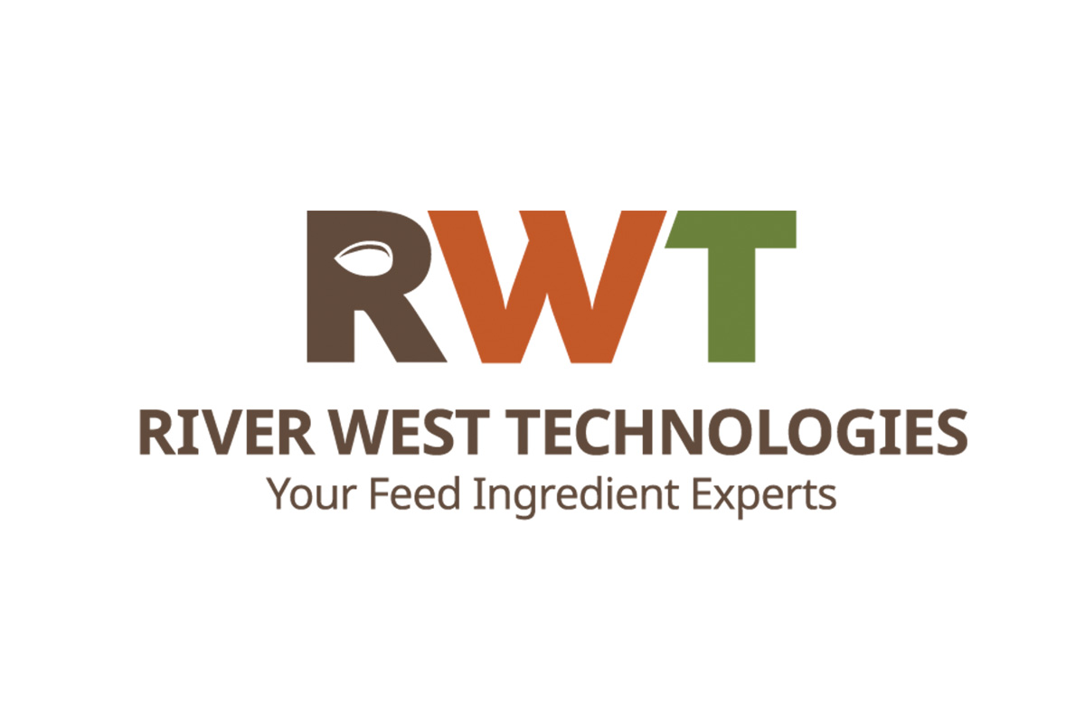 River West Technologies (RWT) logo designed by 6P Marketing