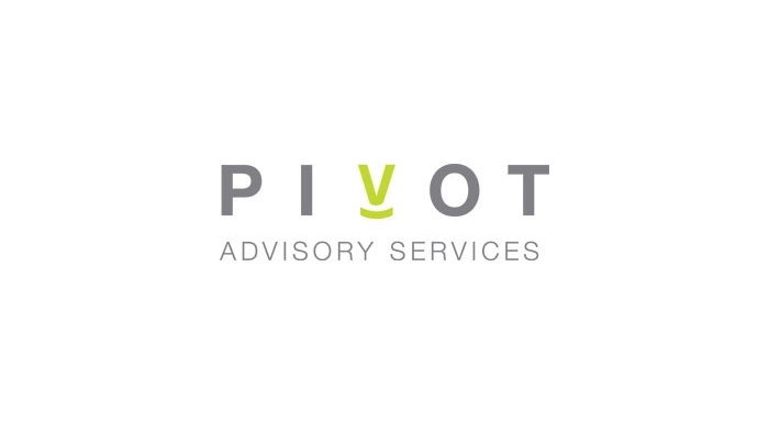 Pivot Advisory Services logo designed by 6P Marketing