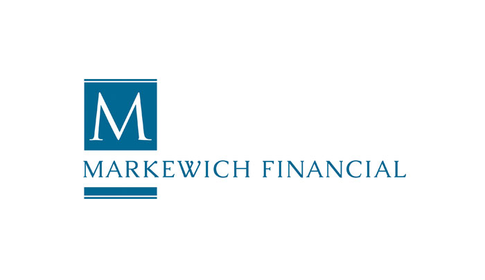 Markewich Financial logo designed by 6P Marketing