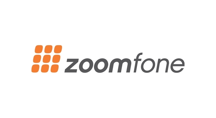 zoomfone logo designed by 6P Marketing