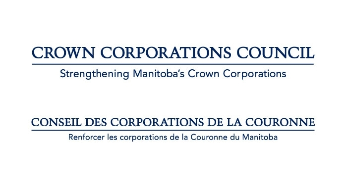 Crown Corporations Council logo designed by 6P Marketing