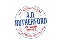 AD Rutherford Logo