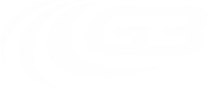 G3 white logo