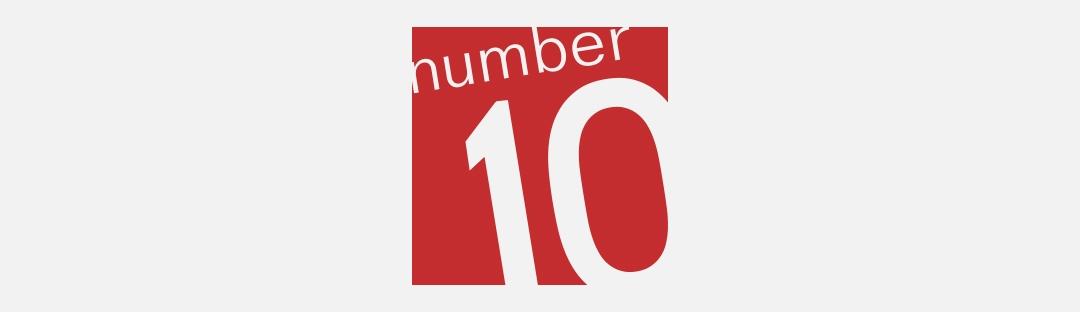 Number TEN logo