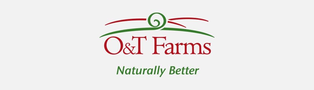 O&T Farms logo