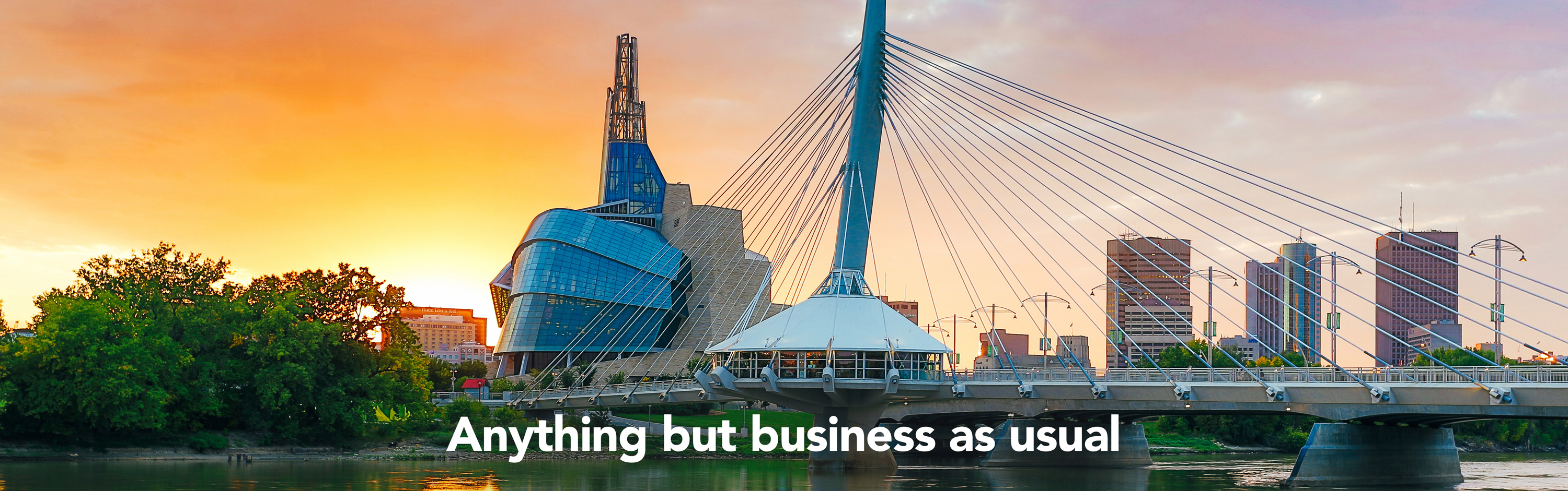 Yes! Winnipeg marketing collateral designed by 6P Marketing