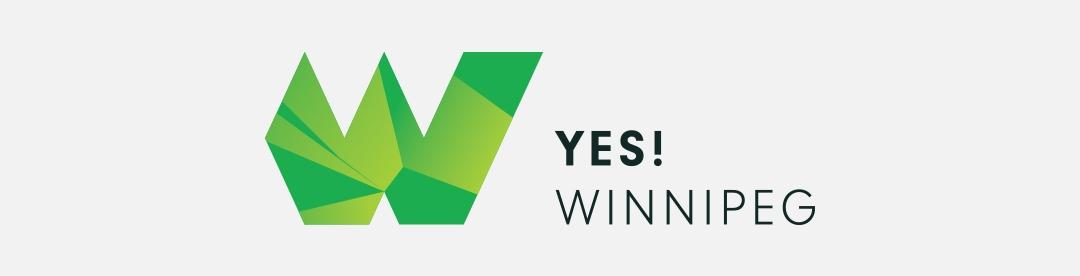 Yes! Winnipeg logo