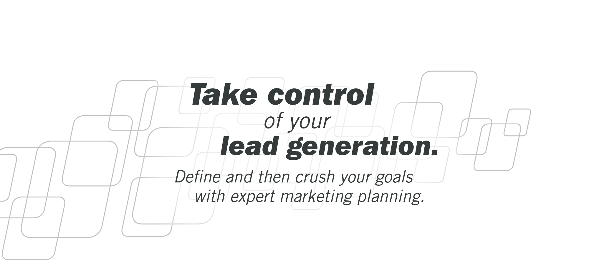 Maximize your website's lead generation with full-service online marketing