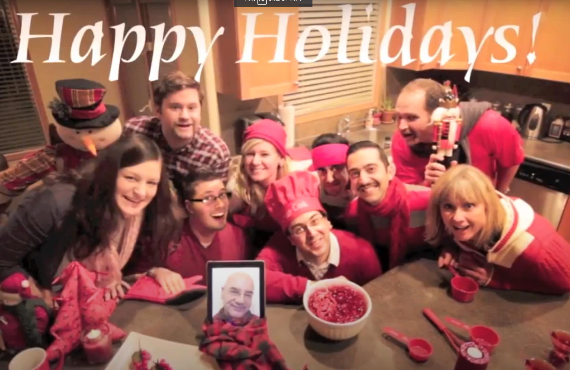 2012 6p holiday video