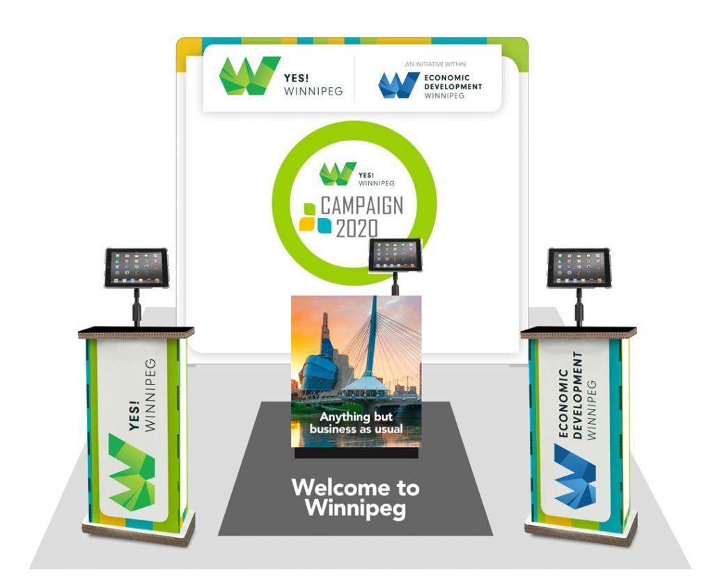 Yes! Winnipeg tradeshow